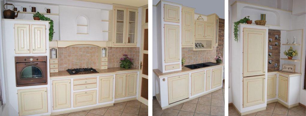 Arredamenti su misura classico e moderno cucine h cker for Castagna arredamenti